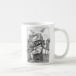 How to be polite coffee mug