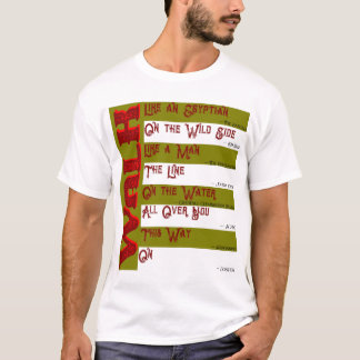 How Will You Walk Today? Men's T-Shirt
