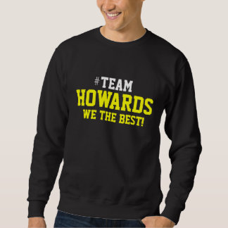 HOWARD FAMILY PRIDE SWEATSHIRT