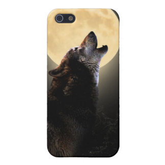 howling wolf ipod touch case iPhone 5 cases