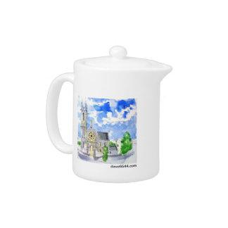 Howth Church Teapot