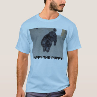 HPIM0003, PAPPY THE PUPPY T-Shirt