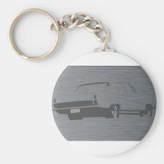 HR Holden Stainless Steel Key Ring