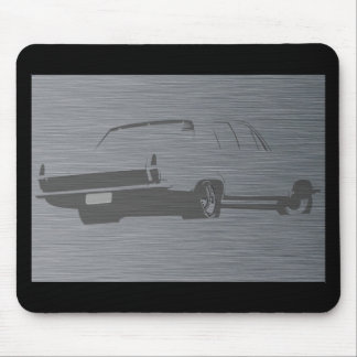 HR Holden Stainless Steel Mouse Pad