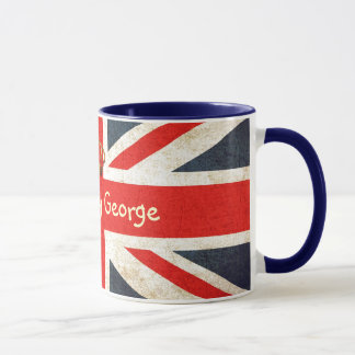 HRH Royal Baby George Commemorative Mug