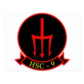 HSC - 9 POSTCARD