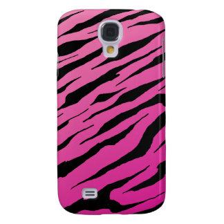 HTC Vivid Pink Tiger Stripe Tough Case