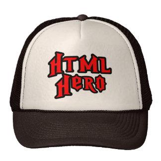 HTML Hero Cap
