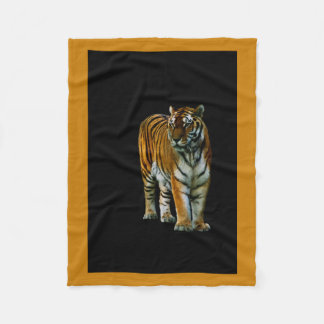 Hu Lin Fleece Blanket