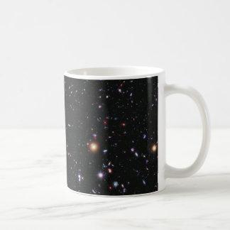Hubble eXtreme Deep Field Basic White Mug