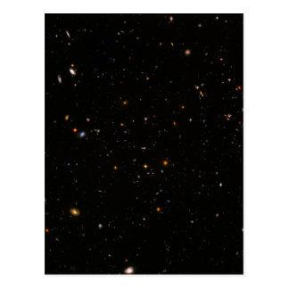 Hubble Ultra Deep Field Postcard