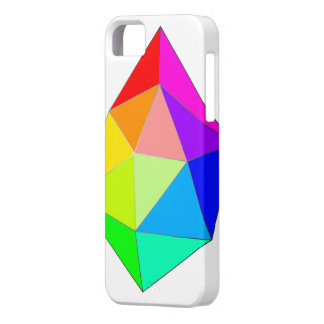 Hue Egg iPhone 5 Cover