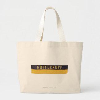 Hufflepuff Banner Large Tote Bag