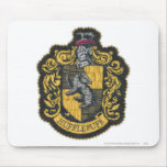 Hufflepuff Crest Mouse Pad