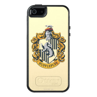 Hufflepuff Crest OtterBox iPhone 5/5s/SE Case