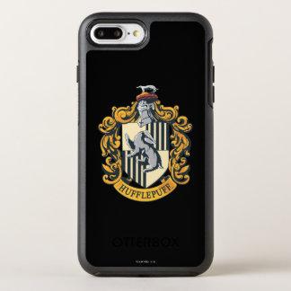 Hufflepuff Crest OtterBox Symmetry iPhone 8 Plus/7 Plus Case