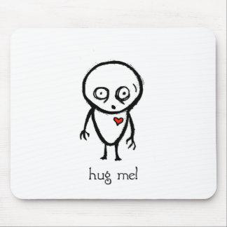 hug me mouse pad
