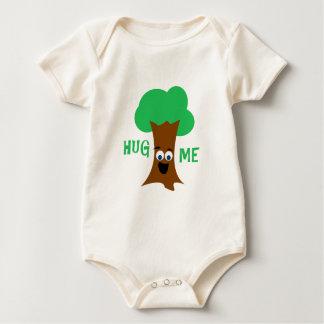 Hug Me (Treehugger) Baby Bodysuit