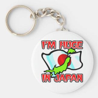 Huge In Japan Key Ring