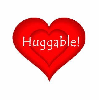 Huggable Love Photo Sculpture Decoration