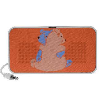 Huggie Bears Travel Speakers