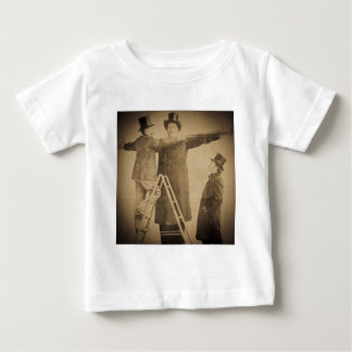 Hugo the Giant Vintage Circus Freak Wendt Photo Baby T-Shirt