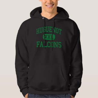 Huguenot - Falcons - High - Richmond Virginia Hoodie