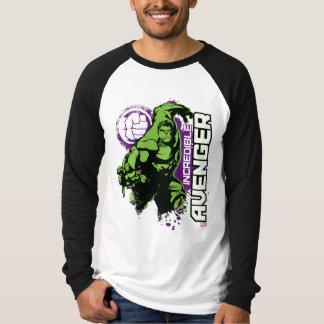 Hulk Incredible Avenger Shirts
