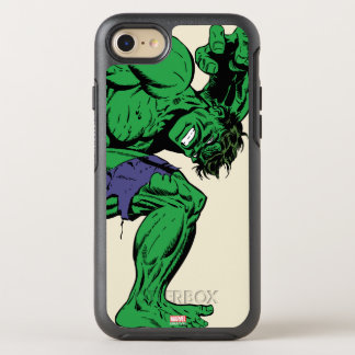 Hulk Retro Transform OtterBox Symmetry iPhone 8/7 Case