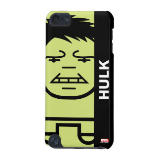 Hulk Stylized Line Art iPod Touch 5G Covers