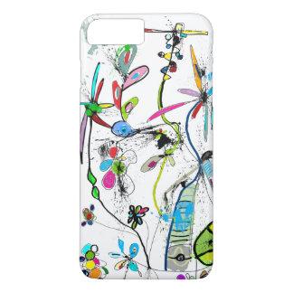 Hull iPhone 8 More/7 More, Alice' S Garden iPhone 8 Plus/7 Plus Case