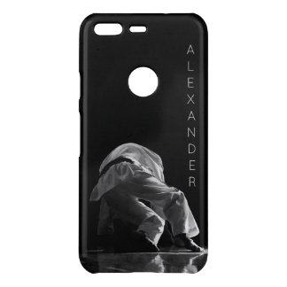 HULL Of the Tests, will be born the light BLACK Uncommon Google Pixel Case