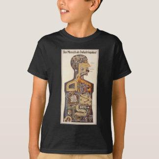 Human Biology Poster T-Shirt