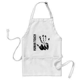 Human touch standard apron