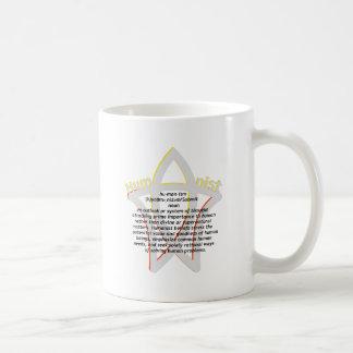Humanism Basic White Mug