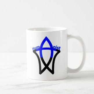 Humanist Symbol Basic White Mug