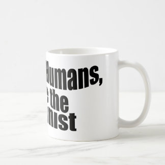 HumanistBlack png Coffee Mugs