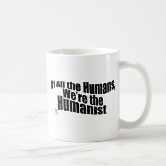 HumanistBlack.png Coffee Mug
