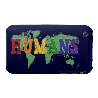 Humans (Gay) iPhone 3 Cases
