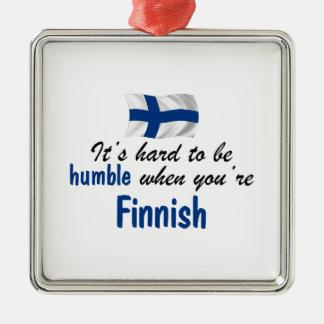 Humble Finnish Christmas Ornament