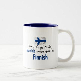 Humble Finnish Two-Tone Mug