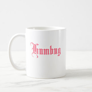 Humbug Basic White Mug
