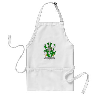 Hume Family Crest Standard Apron