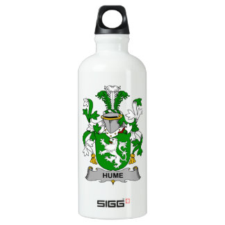 Hume Family Crest Water Bottle