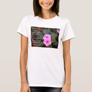 Humility, Flower of the field T-Shirt