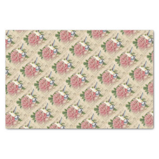 hummer song peony tissue paper