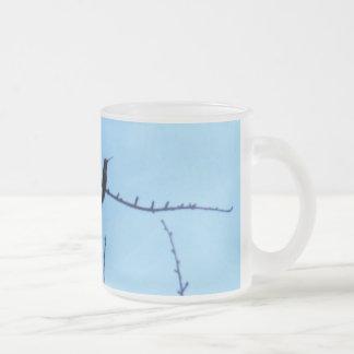Hummingbird Rests Mug