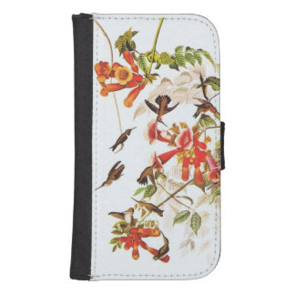 Hummingbirds Samsung Galaxy Wallet Case
