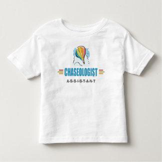 Humorous Hot Air Ballooning Toddler T-Shirt