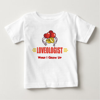 Humorous Wedding, Love Baby T-Shirt